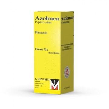 Azolmen 1% polvere cutanea antimicotica 30g