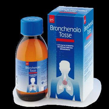 Bronchenolo Tosse Sciroppo Sedativo 150ml