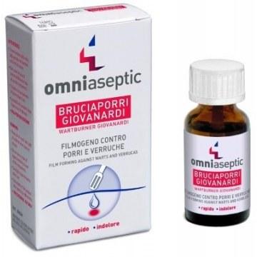 Bruciaporri giovanardi omniaseptic 10 ml