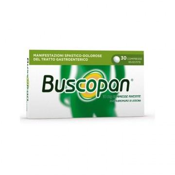Buscopan Spasmolitico e Antidolorifico 30 compresse 10mg