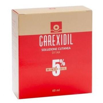 Carexidil 5% Alopecia Soluzione Cutanea 60 ml
