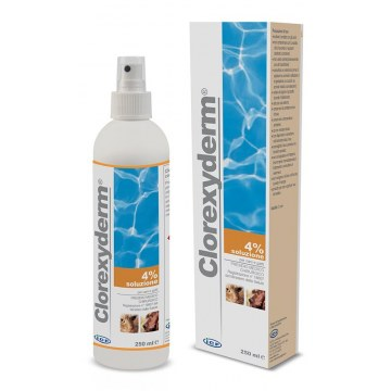 Clorexyderm soluzione 4% 250 ml