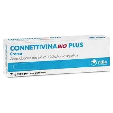 Connettivina Bio Plus Piaghe e Ulcere crema 25 g