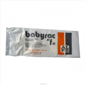Contenitore urina baby femmina