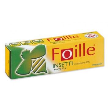 Foille Insetti 0,5% idrocortisone Crema Dermatologica 15 g