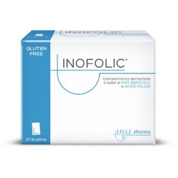 Inofolic Integratore Acido Folico 20 bustine