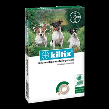 Kiltix collare antiparassitario 12,5 g cani fino a 8 kg