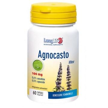 Longlife agnocasto 60 capsule vegetali