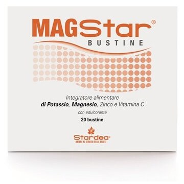Magstar integratore minerali&vitamine 20 bustine