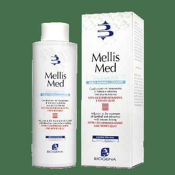Mellismed Bioshampoo Antiforfora 125 ml