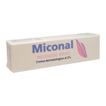 Miconal 2% antimicosi crema dermatologica 30 g