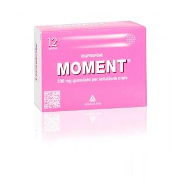 Moment 200 mg Dolore e Infiammazione 12 bustine