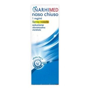 Narhimed Naso Chiuso Spray Nasale Adulti