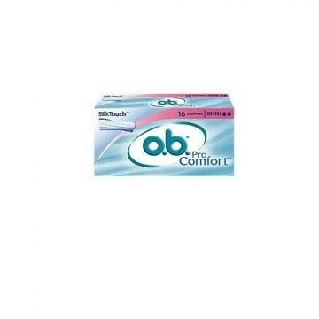 O.b pro comfort 16 pezzi assorbenti interni mini