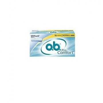 O.b pro comfort 16 pezzi assorbenti interni normal
