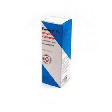 Pevaryl emulsione cutanea antifungina 30ml 1%