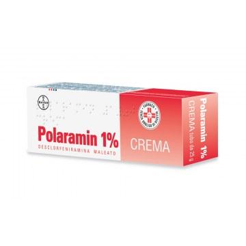 Polaramin Crema per Eritemi e Orticaria 25g 1%