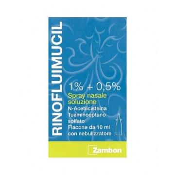 Rinofluimucil Spray Nasale 10 ml