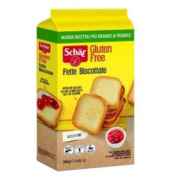 Schar Fette Biscottate Senza Glutine 260 g