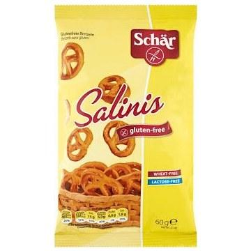 Schar Salinis Salatini Senza Glutine 60 g