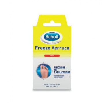 Freeze verruca scholl con sistema applicatore