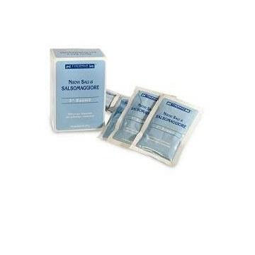 Soluzione per irrigazione nasale nuovi sali di salsomaggiore3 baume 10 bustine 30g