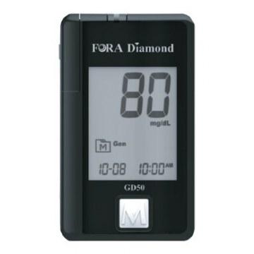 Fora diamond per gd 50 strisce glicemia 25 pezzi