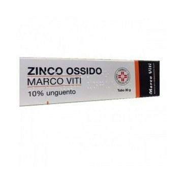 Zinco ossido marco viti unguento dermatologico 30 g