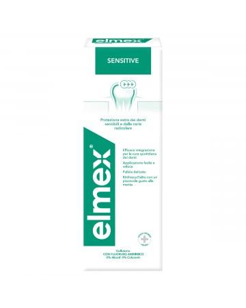 Elmex Sensitive Collutorio Denti Sensibili 400 ml