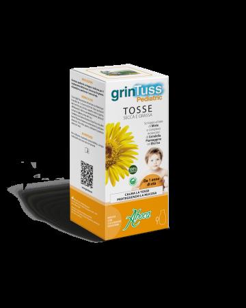 Grintuss sciroppo per la tosse dei bambini 180 g