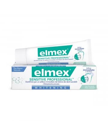 Elmex Sensitive Professional Whitening per Denti Sensibili 75ml