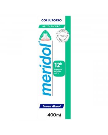 Meridol Halitosis Collutorio contro l'Alitosi 400 ml