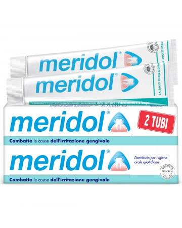 Meridol dentifricio bitubo 75 ml x 2