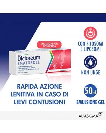 Dicloreum ematosoll gel lenitivo 50 ml