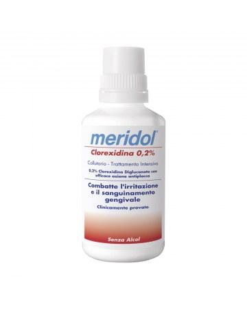 Meridol clorex 0,2% colluttorio antiplacca 300 ml