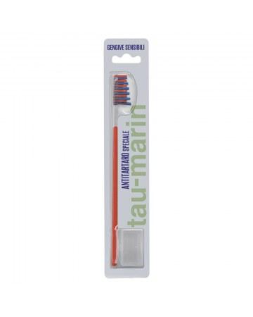 Taumarin spazzolino antitartaro speciale con setole medie