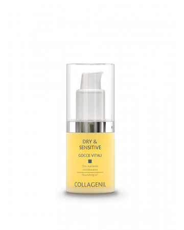 Collagenil dry & sensitive gocce vitali 30 ml