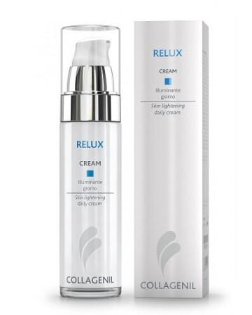 Collagenil relux cream illuminante giorno flacone 50 ml
