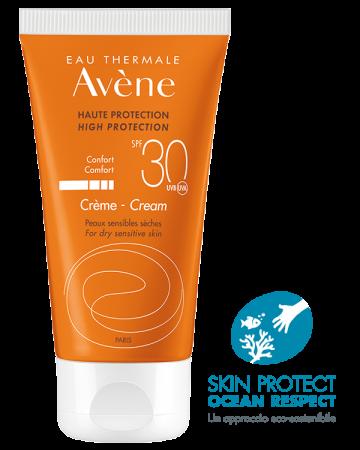 Avene Solare Crema Viso SPF30 Pelle Secca e Sensibile 50 ml
