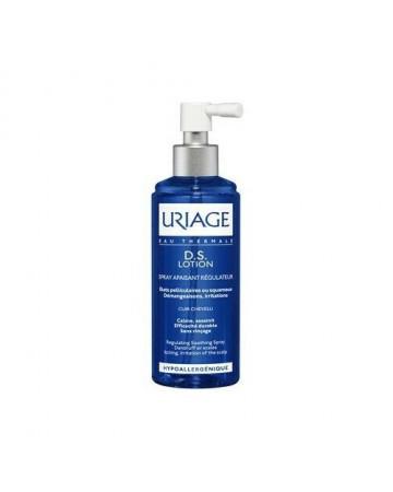 Uriage d.s. hair lozione spray antiforfora 100 ml