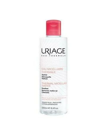 Uriage eau micellare per pelli arrossate 250 ml