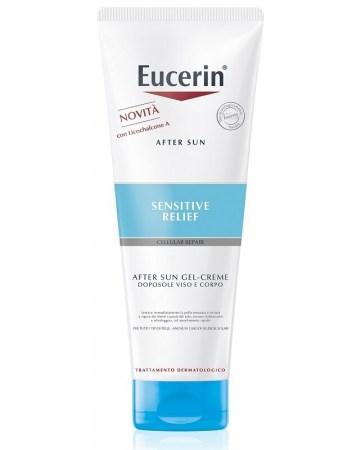 Eucerin After Sun Doposole Lenitivo Viso e Corpo 200 ml