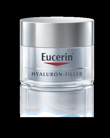Eucerin crema hyaluron-filler notte 50 ml