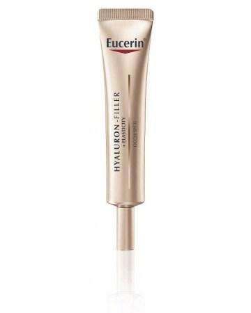 Eucerin hyaluron-filler + elasticity contorno occhi spf 15 15 ml