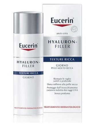 Eucerin hyaluron filler text ricca giorno