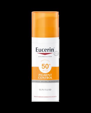 Eucerin Sun Fluido Pigment  Control SPF 50+ 50 ml