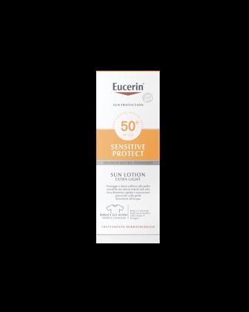 Eucerin Sensitive Protect Sun Lotion Extra Light SPF50+ 150 ml