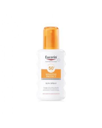 Eucerin sun spray fp50+ no profumo 200 ml