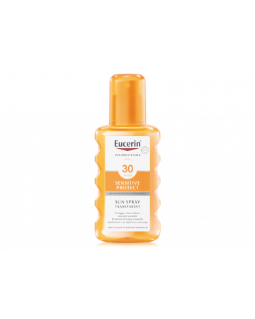 Eucerin Sensitive Protect Sun Spray Trasparente SPF30 200 ml