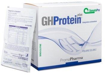 Gh protein plus neutro/vaniglia 20 bustine img